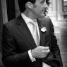 le marié dans les rues de Paris