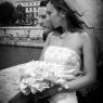 les mariés sur la Seine (Paris,75)
