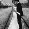 photo noir et blanc mariage Dunkerque