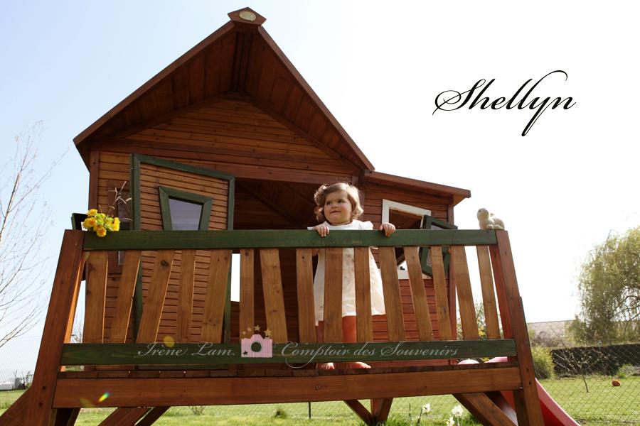portrait bébé vaul vicomte 77 cabane en bois