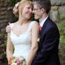 les mariés au prieuré de Vernelle 77 (Seine et Marne)