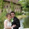 Mariage près de Fontainebleau couple de mariés