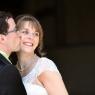 couple de mariés à Vaujolly Eure-et-Loir (28)